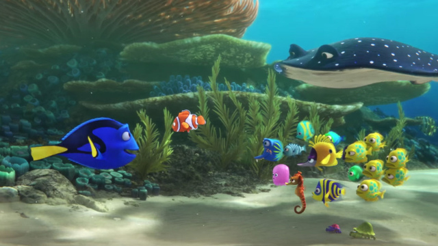 There's a 'Finding Dory' post-credits scene – details revealed