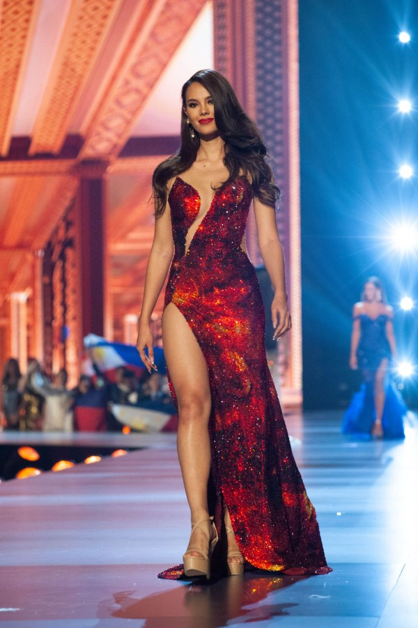 Catriona Gray39s mom once dreamt of daughter39s Miss
