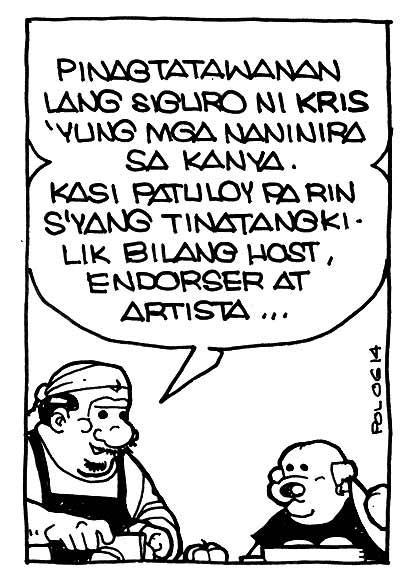 #PugadBaboy: Pinoy Values punchline 3