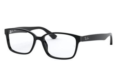Ray-Ban 雷朋 眼鏡 RB5290D 黑色 - 醋酸纖維 - 0RX5290D200055   Ray-Ban®朋中國官方網站