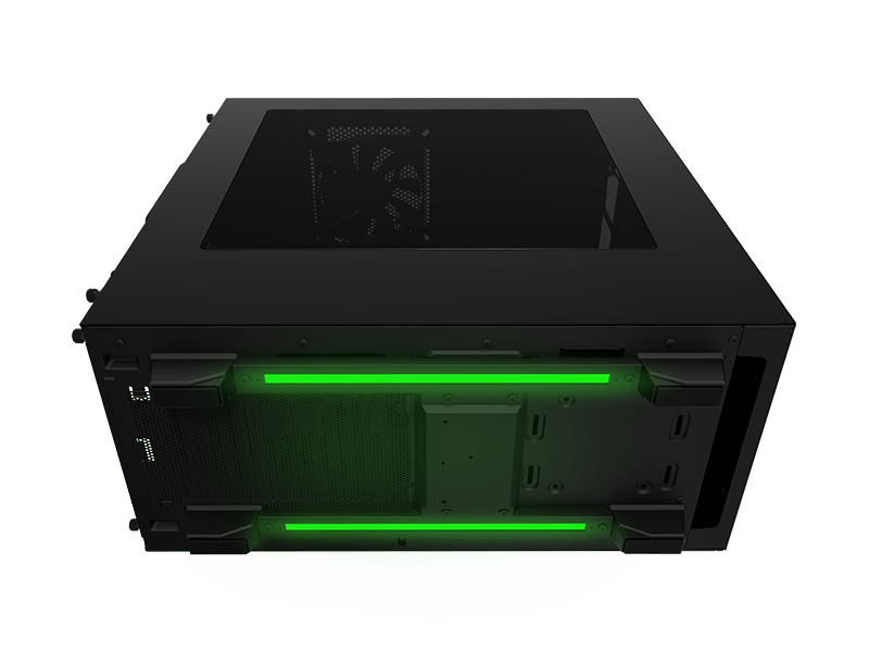wiring diagram for surround sound system typable venn nzxt™ s340 – designed by razer™ licensed computer case