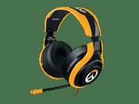 Overwatch Razer Man'OWar headset