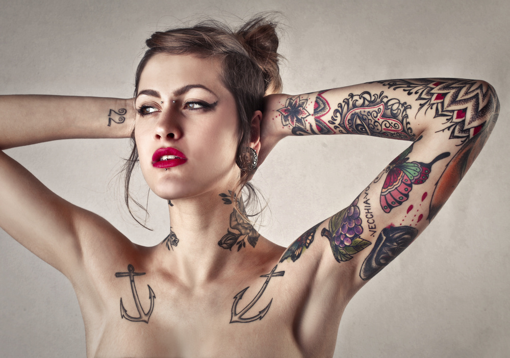 What Your Tattoo Placement Says About Your Personality