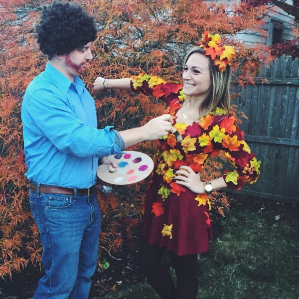 Unique Halloween Costumes Couples