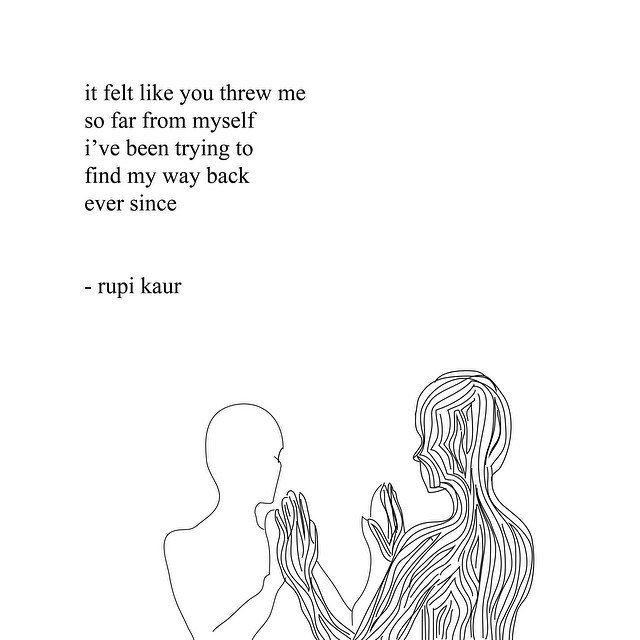 Rupi Kaur: On Taking Her Body Back