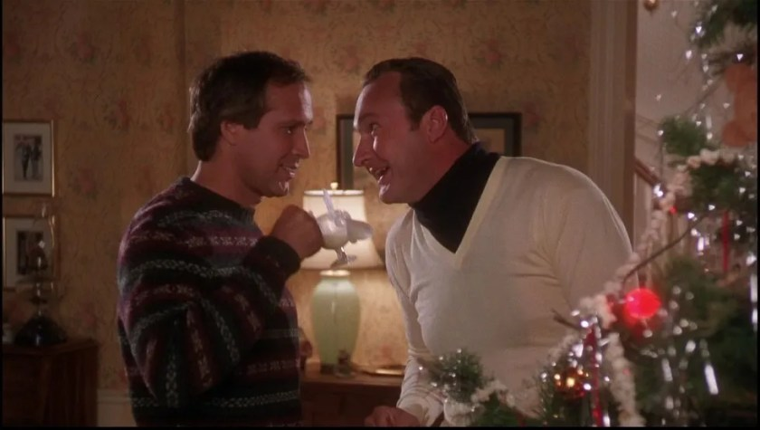 Image result for christmas vacation dinner quotes