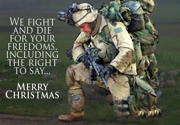 9 Awesome Military Christmas Cards We Are The Mighty