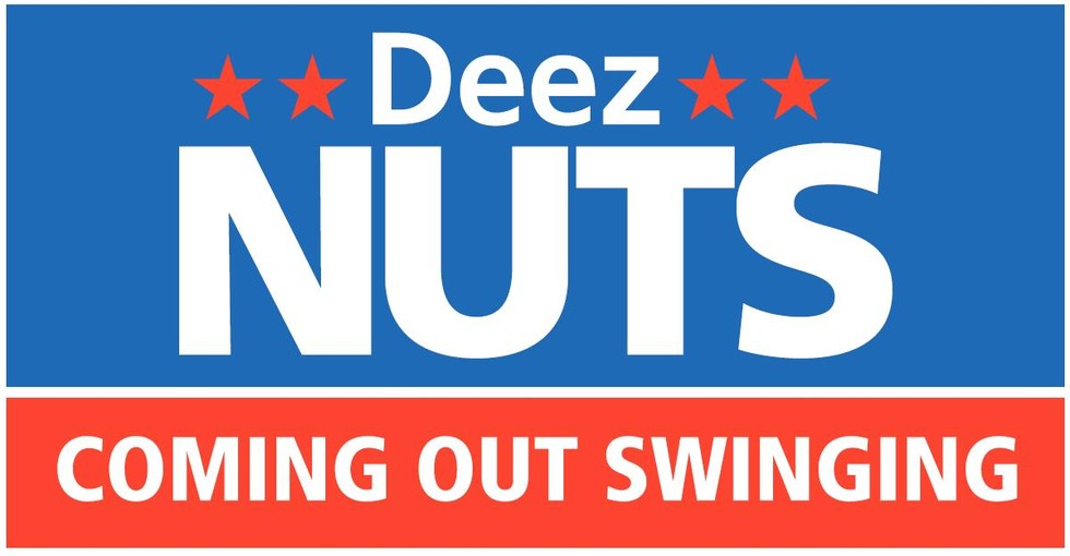 deez nuts is running