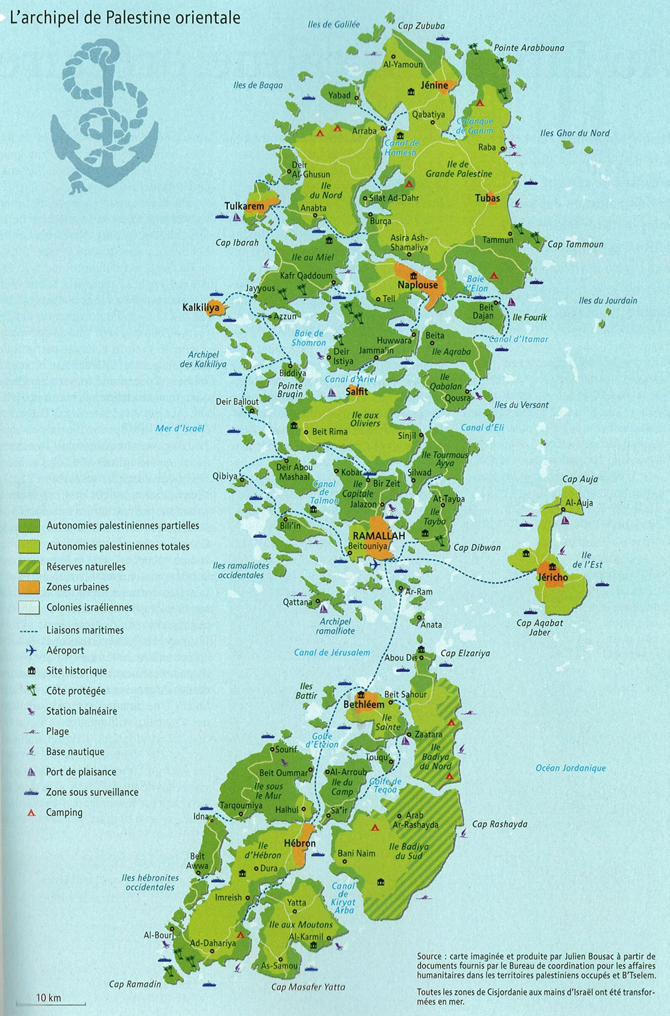 The World (archipel) : world, (archipel), Palestine,, Island, Paradise, Think