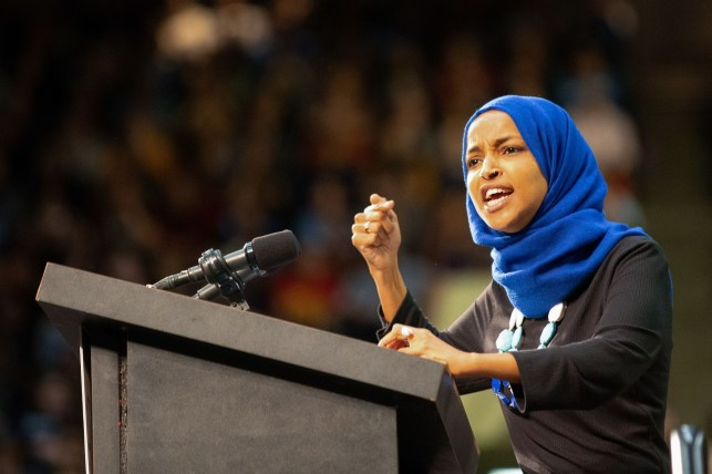 Rep. Ilhan Omar: 'The time to nationalize healthcare and the supply chain is now'