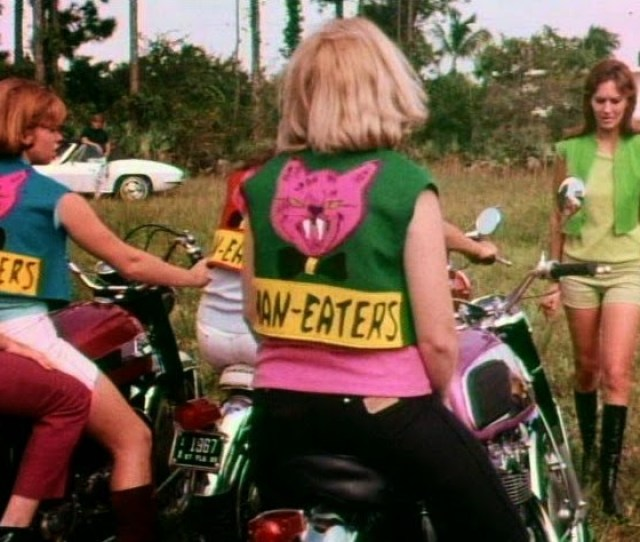 The Godfather Of The Gore Film Herschell Gordon Lewis Blood Feast 2000 Maniacs Gives The Cycle Film A Run For Its Money With This Bonkers Biker Epic
