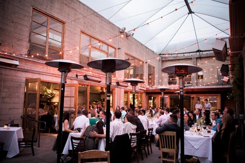 Sarah Craves Where to Eat + Drink Outside: The Ultimate Guide to SF Patios