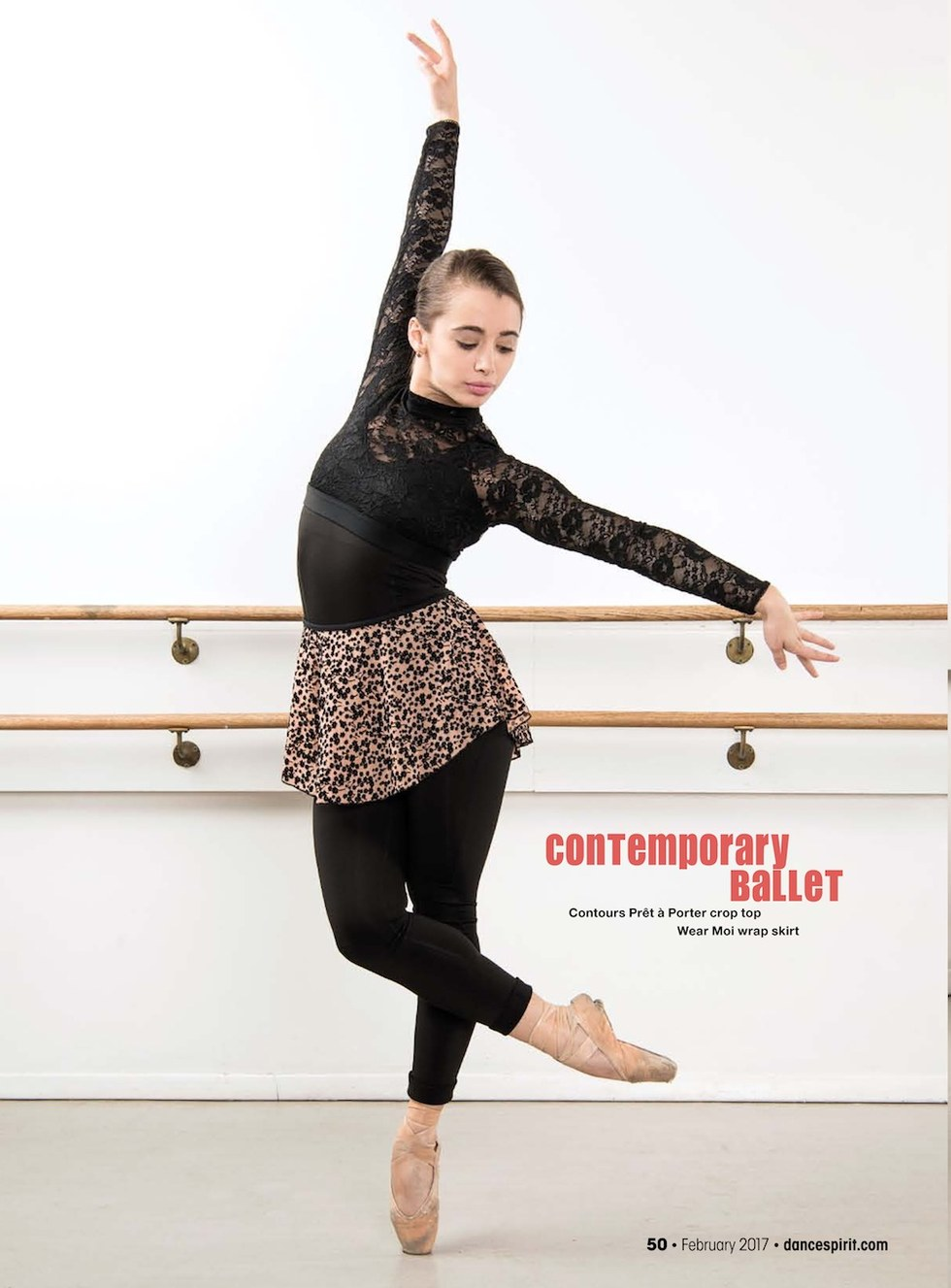 One Unitard Four Audition Looks  Dance Spirit