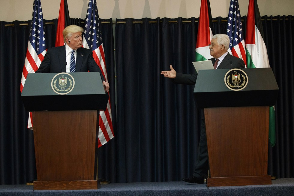 palestinian diplomat trump disqualified america from being sole broker in middle east peace deal 1
