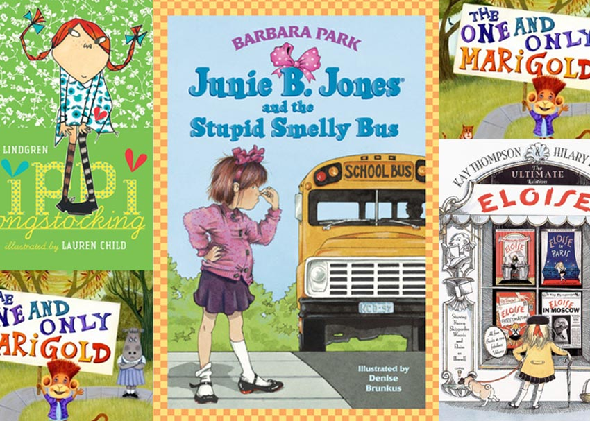 5 Books That Are Perfect For Your Junie B Jones Fan