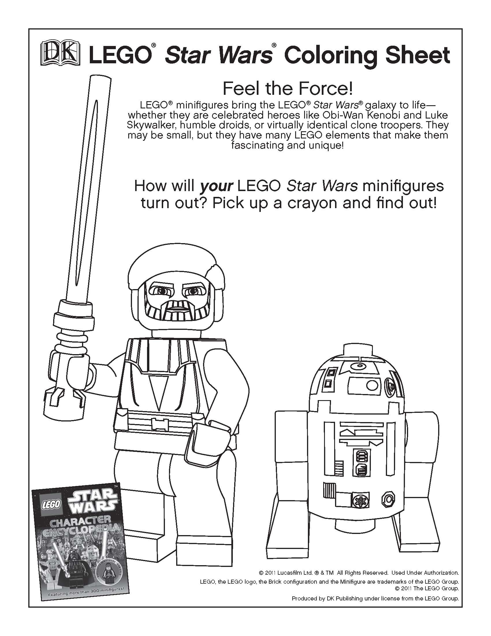 Lego Printables And Activities