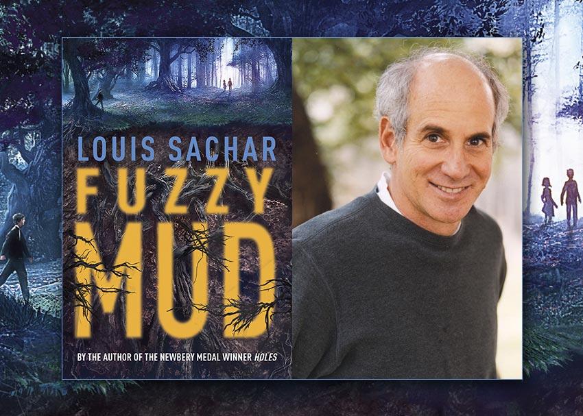 Cutting Through the Mud A QA with Louis Sachar  Brightly