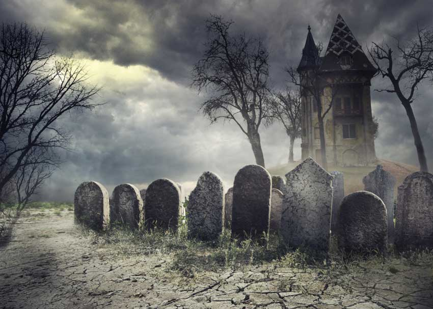 5 Ghoulishly Great Ghost Stories for Tweens