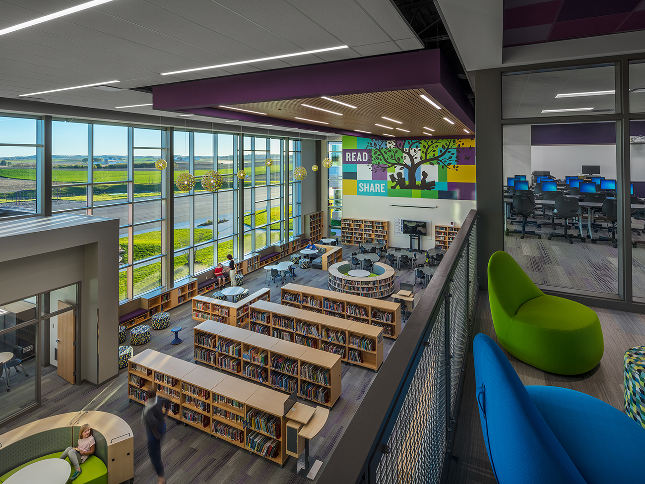 5 Of The Coolest Children S Libraries In The U S