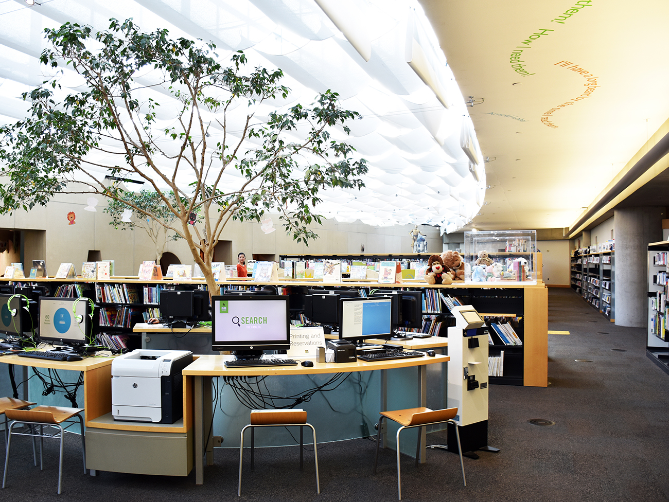 5 of the Coolest Childrens Libraries in the US  Brightly
