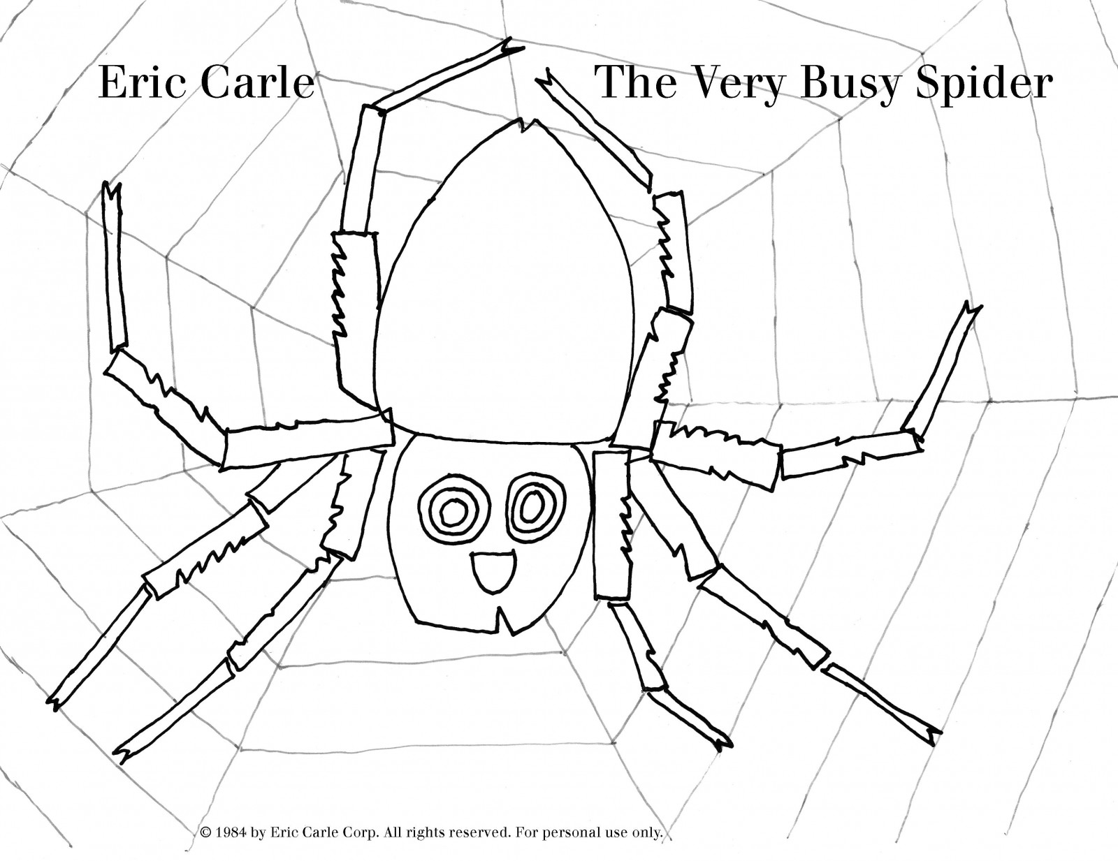 Eric Carle Printables And Activities