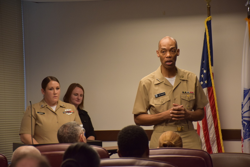 Navys Top JAGs Unlawful Command Influence in SEAL Case