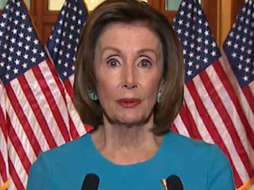 Pelosi Says House Will Pass Coronavirus Relief Bill To Make Tests ...