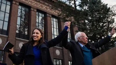 AOC and Bernie Sanders try to block Biden admin's arms sale to Israel — all while the US' top Middle East ally is bombarded by Hamas terrorists