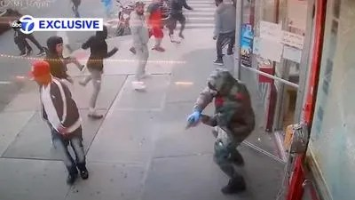 Police suspect gang rivalry led to wild shootout caught on shocking video outside NYC bodega