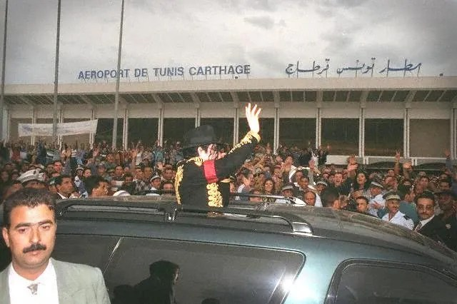 Image result for micheal jackson in tunisia