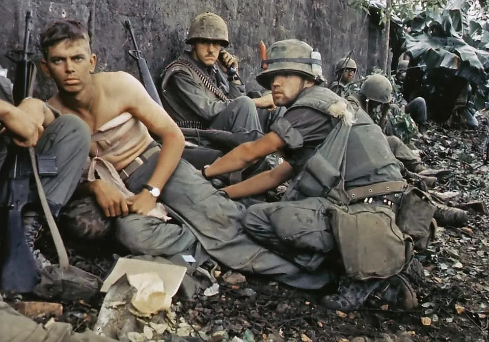 29 of the best politically incorrect Vietnam War slang terms