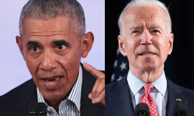 In unearthed private letter, Obama excoriated GOP-led probe into Biden as aiding Russian disinformation