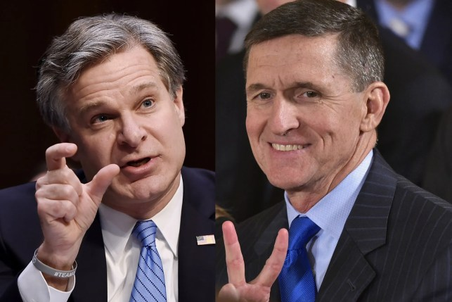 Breaking: FBI Director Wray orders internal investigation of alleged misconduct in Mike Flynn probe