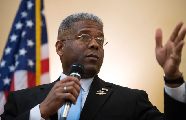 Allen West released from hospital days after being injured in motorcycle accident