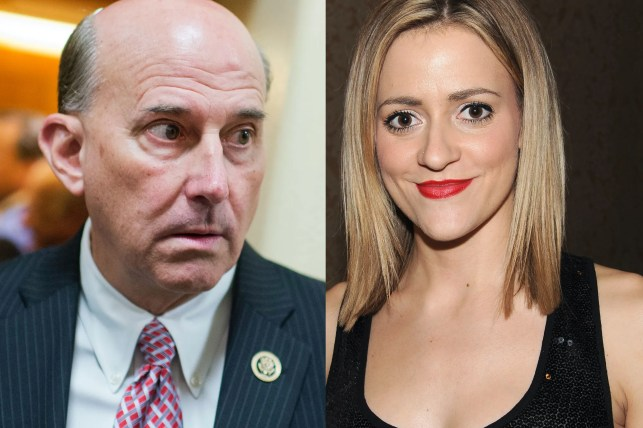 Louie Gohmert's daughter speaks out after he tests positive for coronavirus and blames his face mask