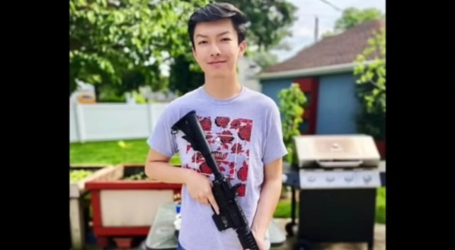 Immigrant student sues college over 'Soviet-style interrogation and punishment,' charging him with hate crime over his social media posts on Tiananmen Square, BLM