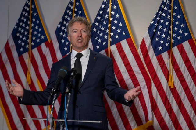 Rand Paul blasts GOP for excessive coronavirus relief spending: 'They should apologize now to President Obama'