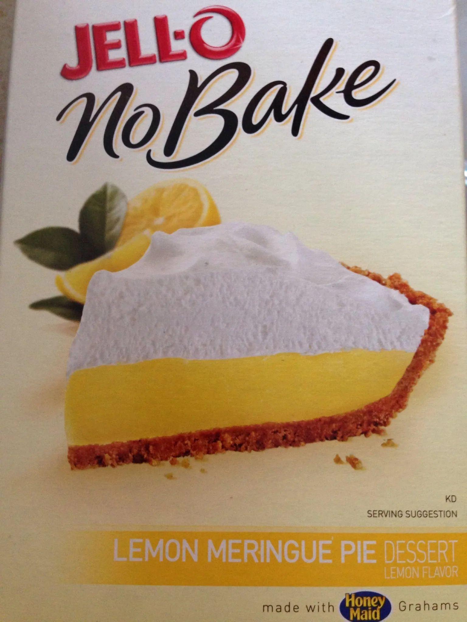 Jello Lemon Meringue Pie Recipe : jello, lemon, meringue, recipe, Lemon, Meringue, Guides