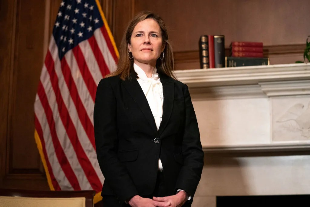Leftists already want Amy Coney Barrett impeached from SCOTUS if she doesn't do what they demand