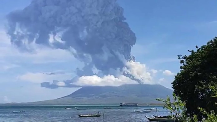 Volcano Eruption In Indonesia Forces Thousands To Evacuate Ecowatch