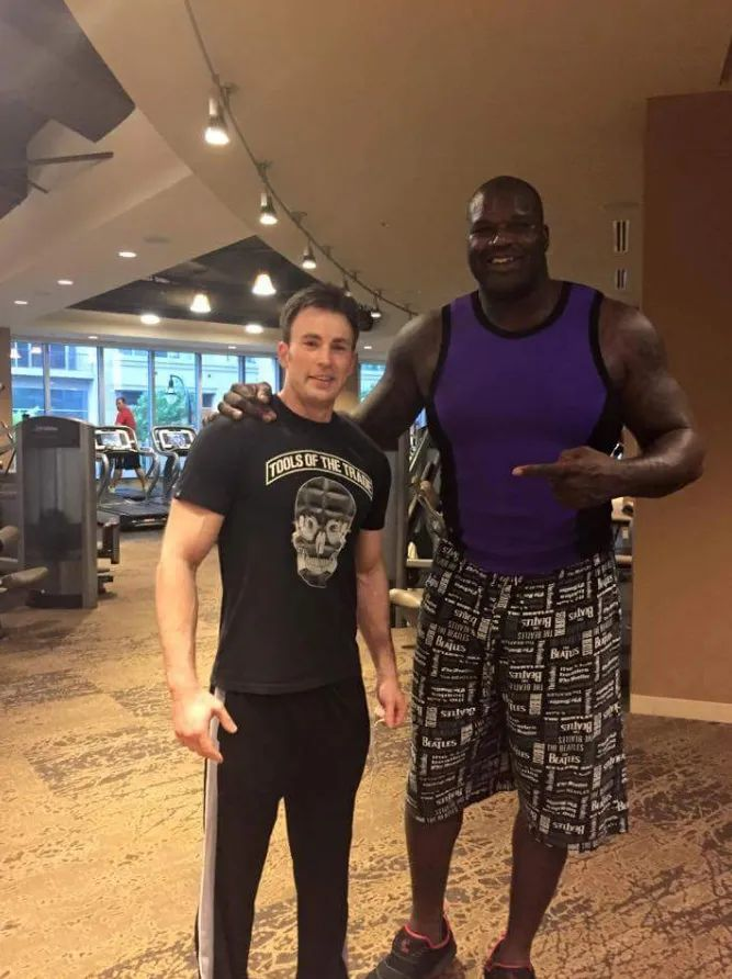 Shaq Funny : funny, Pictures, Prove, Shaquille, O'Neal, Real-Life, Giant, Words