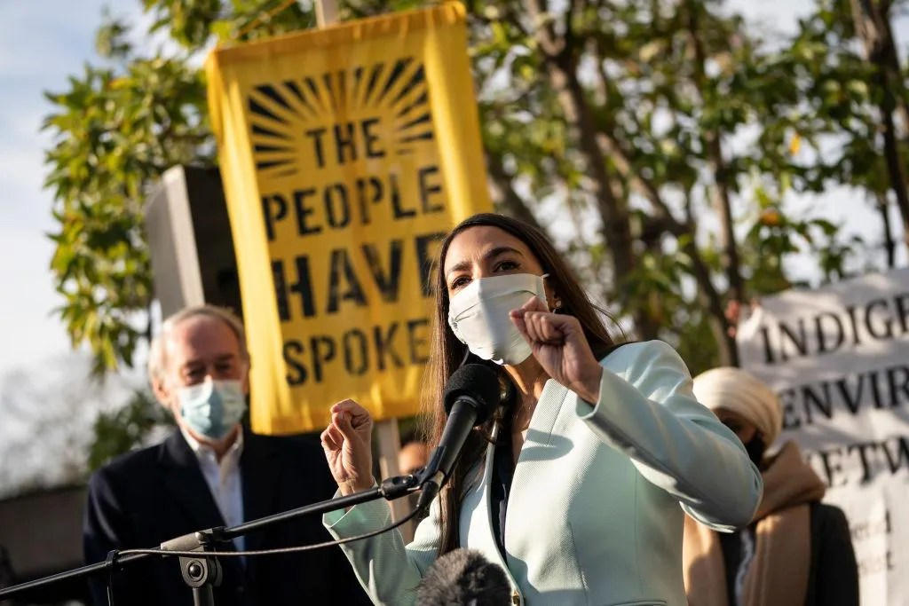 WATCH: Isn't this inflammatory rhetoric? AOC calls for 'liberation' of Southern states, accuses all Republicans of supporting white supremacy
