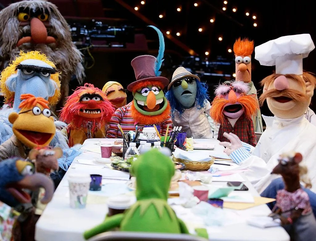 Until now, the Muppets weren't offensive for 66 years