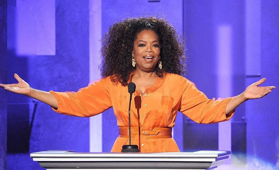 'Digital blackface': Far-left org says non-black people who share Oprah memes are guilty of racial sin