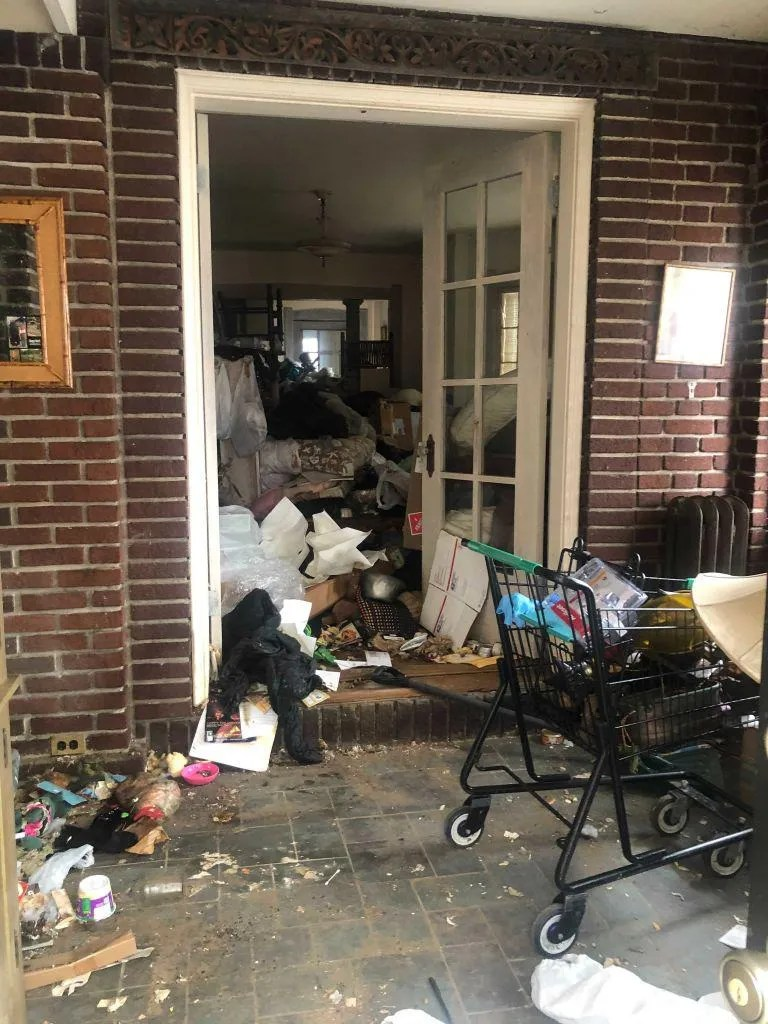 Missing Emmy winner and known hoarder found dead under pile of trash in her NYC home