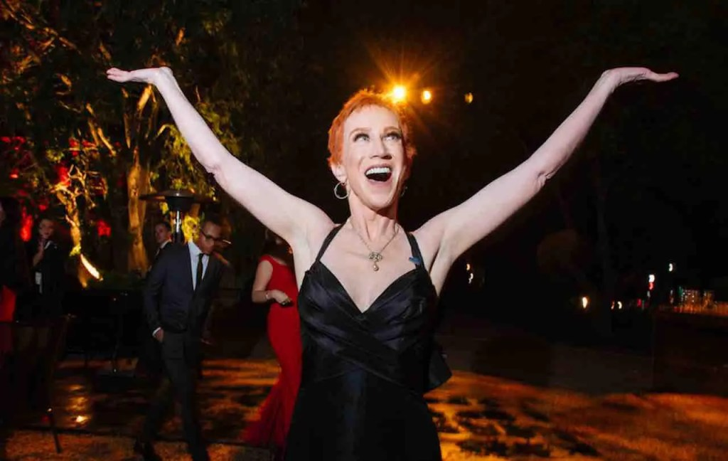 Kathy Griffin gets lambasted after appearing to imply AOC isn't a US citizen: 'You represent Americans better than we represent ourselves'