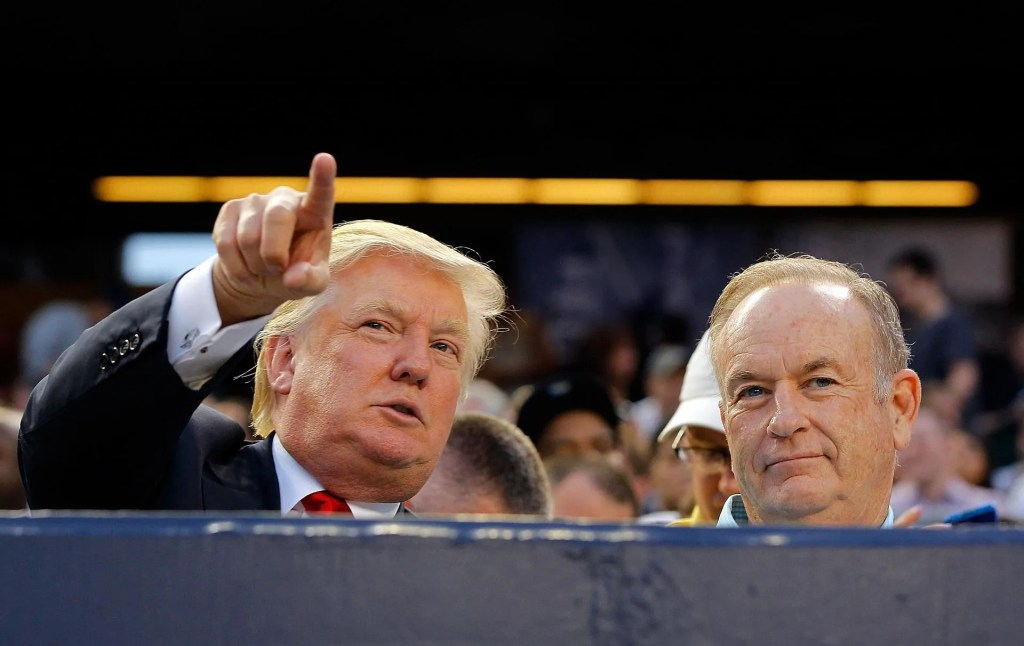 Trump and Bill O'Reilly announce national tour discussing history of Trump administration: Talk 'will not be boring'
