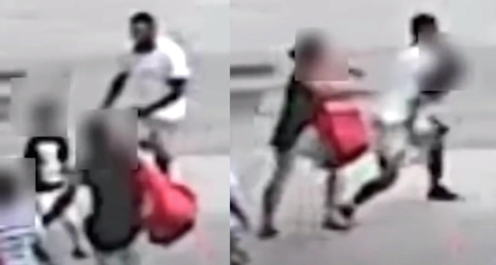 WATCH: Shocking video shows a mom save her 5-year-old boy from a brazen kidnapping attempt