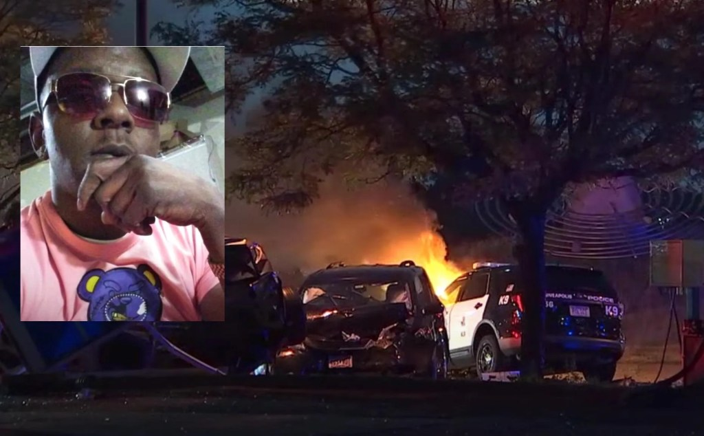 Uncle of teenager who filmed the death of George Floyd is killed during police chase of unrelated robbery suspect