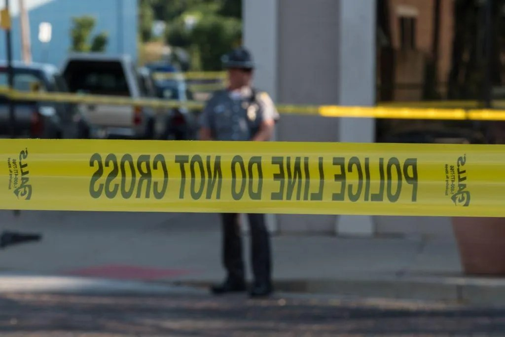 Nail-biting bodycam video shows hero cops run into war zone-like firefight in Toledo where 12 people were shot